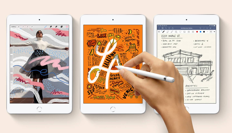 Nieuwe iPad 2019