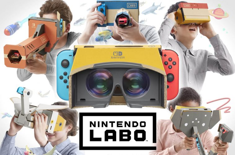 Nintendo Switch VR