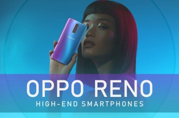 Oppo Reno smartphone