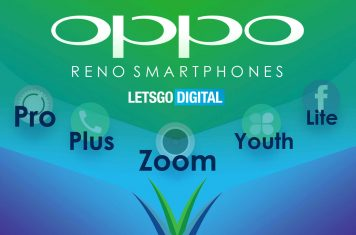OPPO Reno smartphone line-up