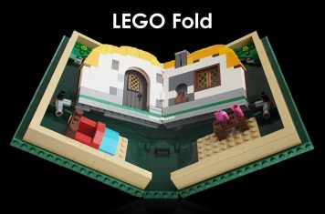 Opvouwbare Fold