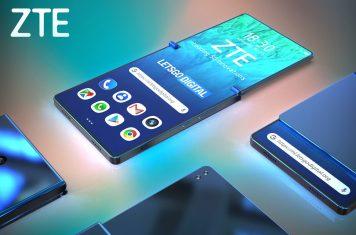 Opvouwbare smartphone