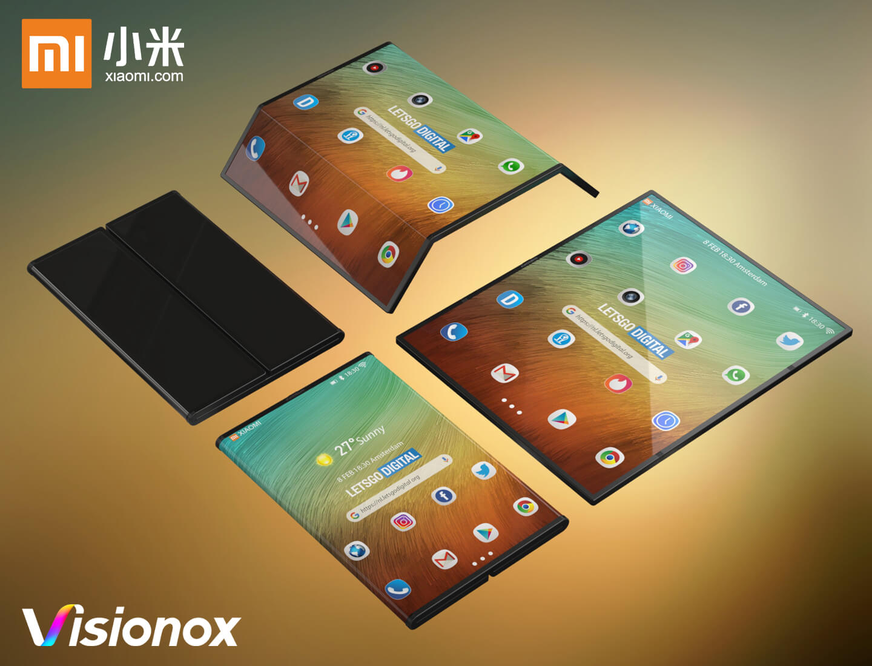 Opvouwbare telefoon Xiaomi