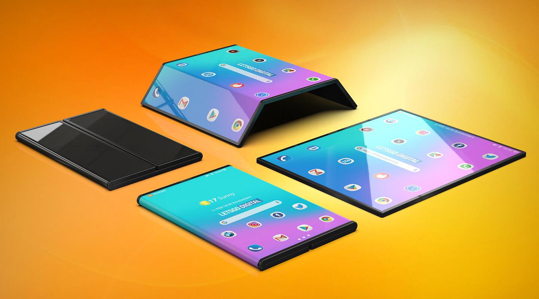 Prijzen opvouwbare telefoons