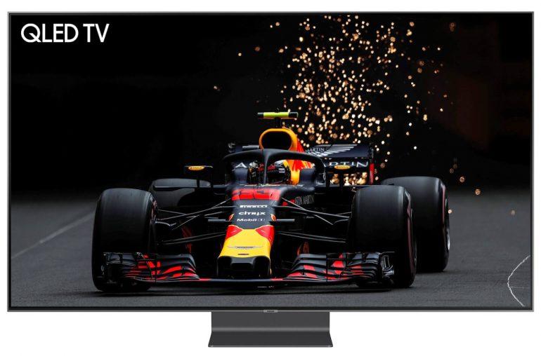 QLED TV aanbieding