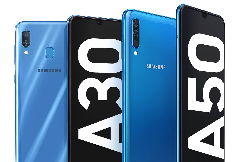Samsung Galaxy A-serie smartphone