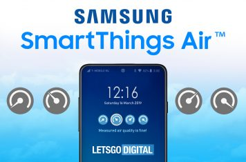 Samsung SmartThings Air