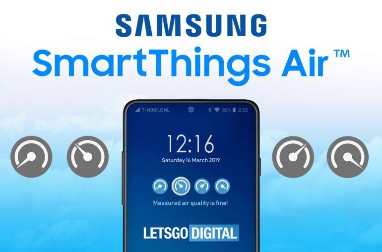 Samsung SmartThings Air
