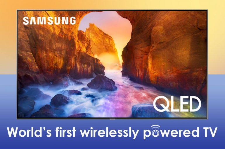 Samsung TV zonder kabels