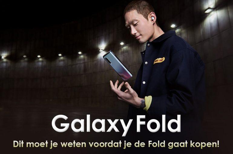 Samsung Galaxy Fold kopen