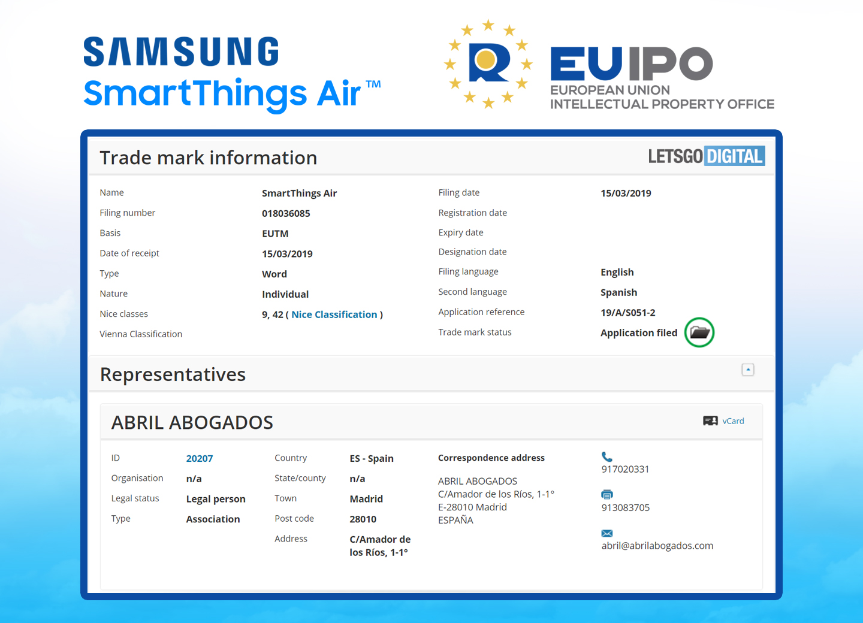 SmartThings Air