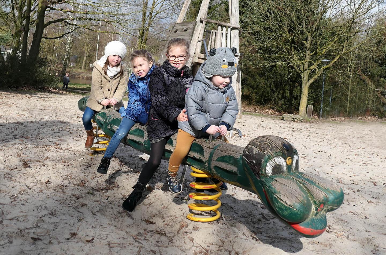 Speeltuin kinderboerderij