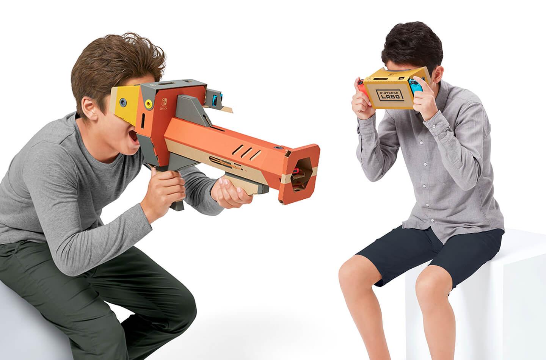 VR games spelen