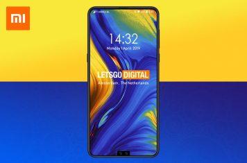 Xiaomi mobiele telefoon
