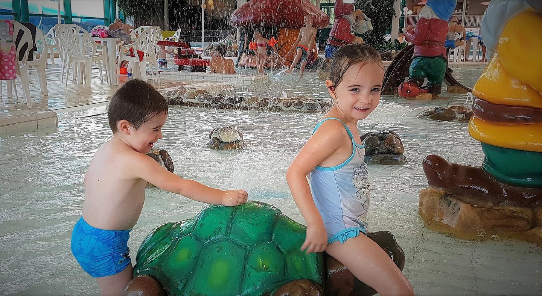 Zwembad Aquapolis Molenheide