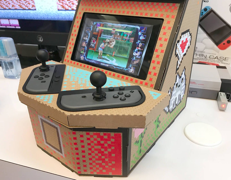 Arcade retro games
