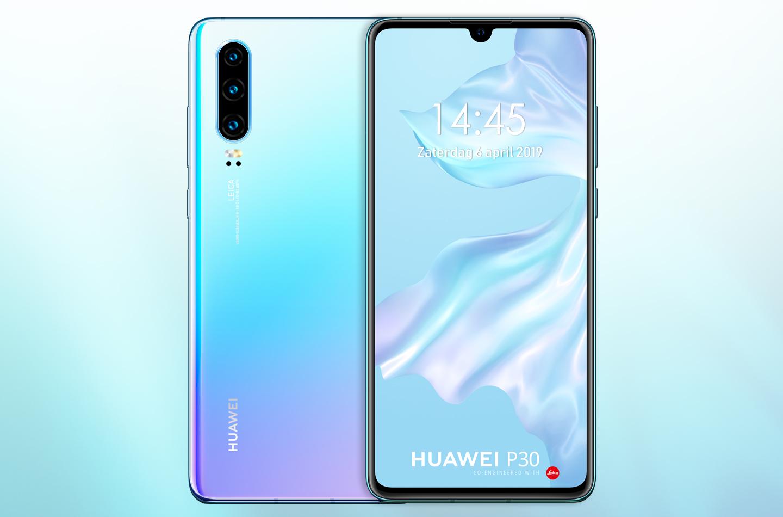Huawei P30 abonnement