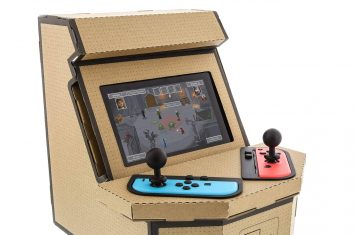 Maak van je Nintendo Switch een mini arcadekast