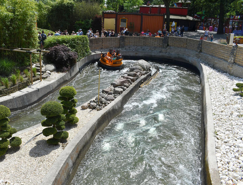 Openingstijden avonturenpark Hellendoorn