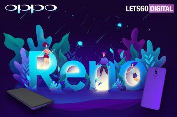 Oppo Reno telefoon