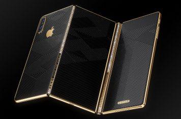 Opvouwbare telefoon iPhone