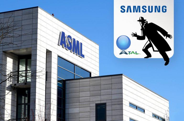 Samsung ASML
