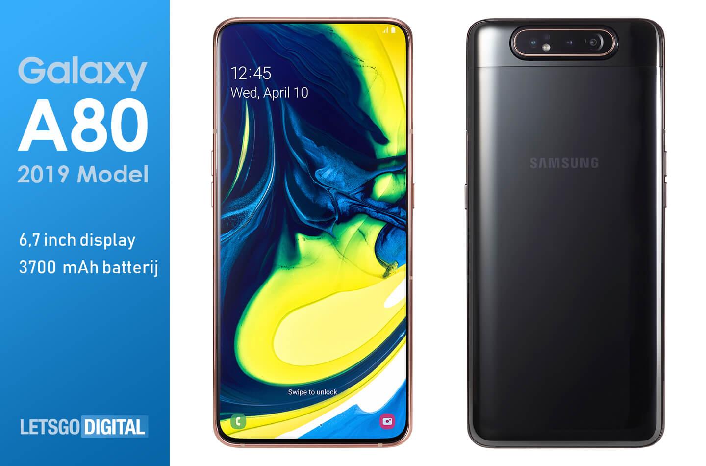 Samsung Galaxy A80 2019