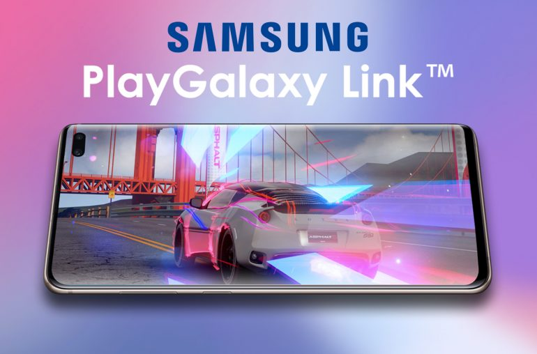 Samsung game service