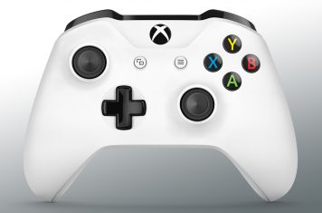 Microsoft Xbox game controller