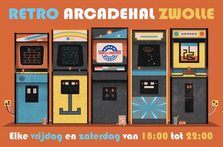 Arcadehal Zwolle