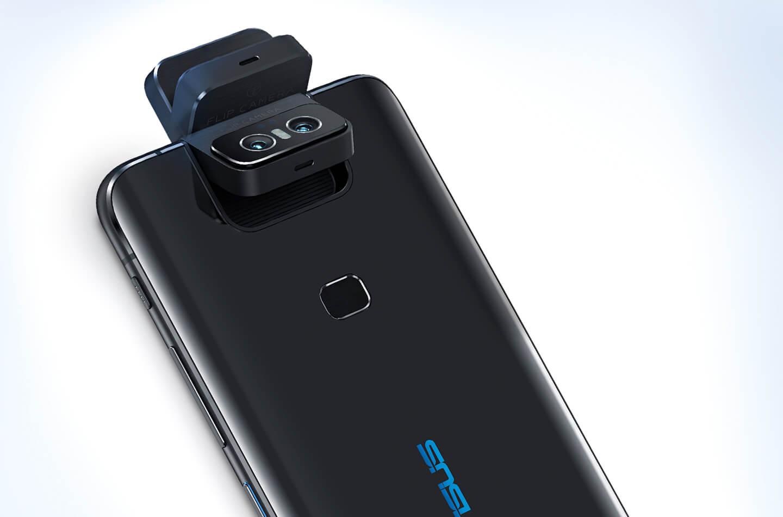 Asus smartphone flip camera