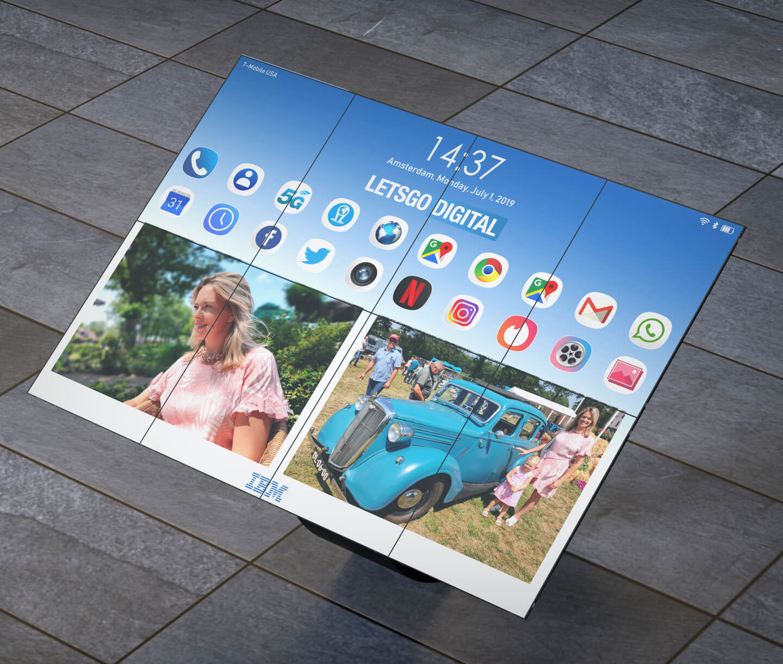 IBM tablet