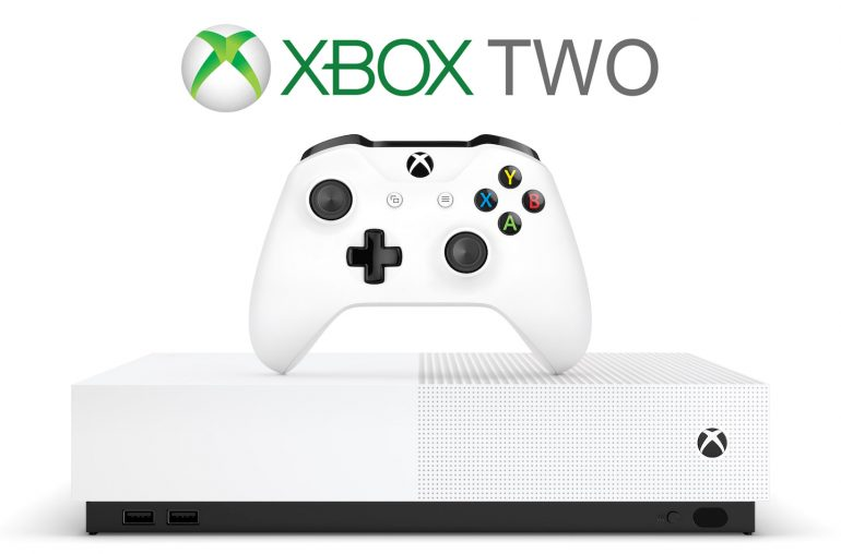 Microsoft Xbox Two
