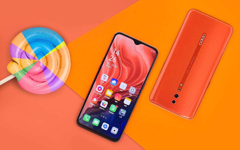 Nieuwe Oppo smartphone
