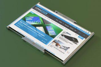 Nieuwe smartphone Samsung Galaxy Fold