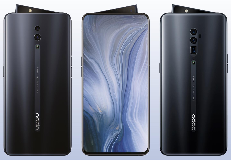 Oppo Reno smartphones