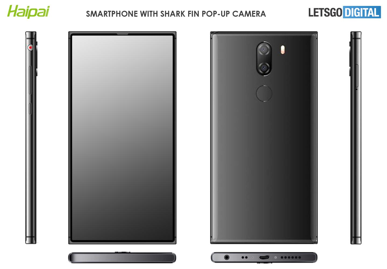 Oppo replica smartphone