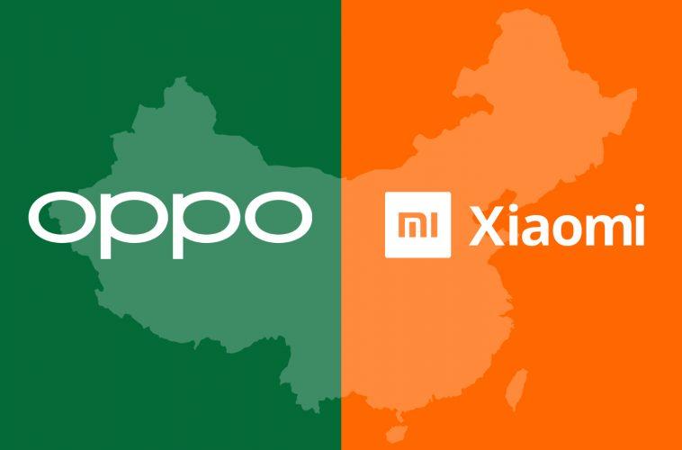 Oppo Xiaomi