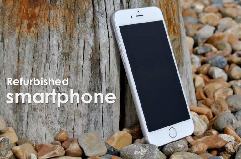 Refurbished smartphone