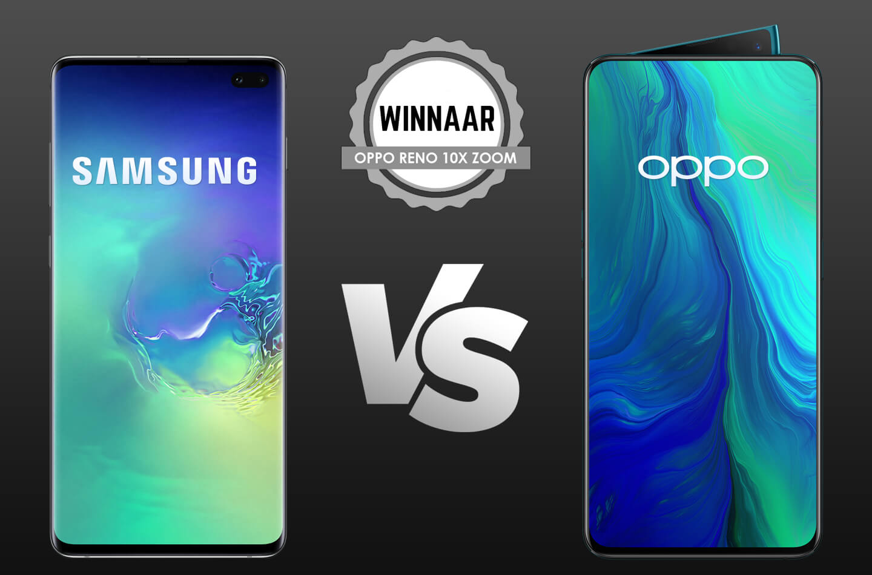 Samsung Galaxy S10 Plus test