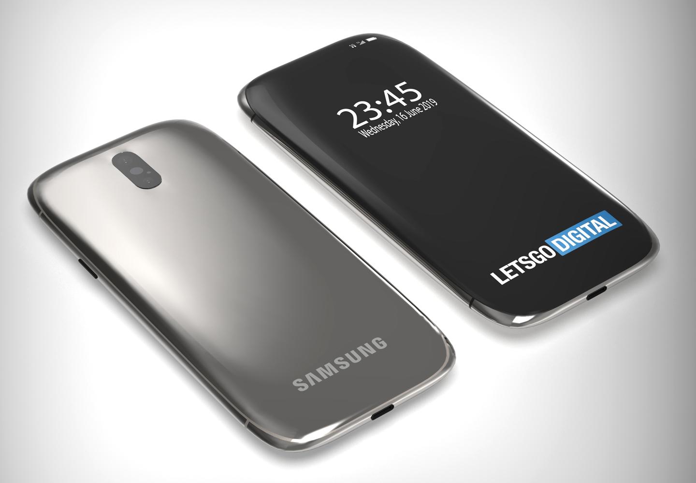 Samsung Galaxy telefoon