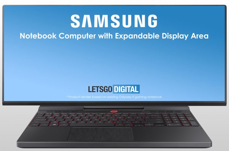 Samsung gaming notebook