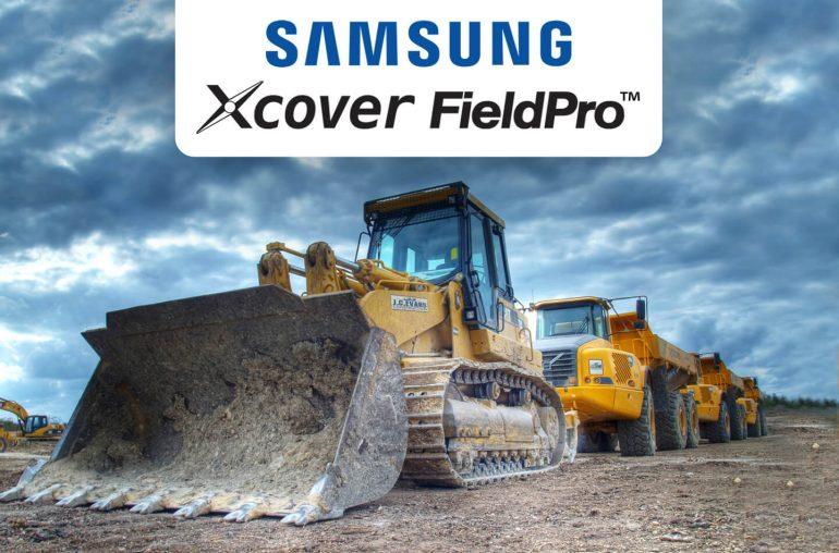 Samsung Xcover telefoon