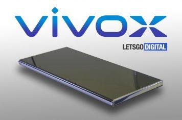 Vivo telefoon zonder knoppen