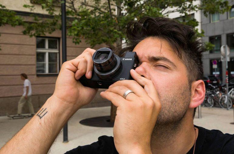 Canon Powershot G5 Mark II