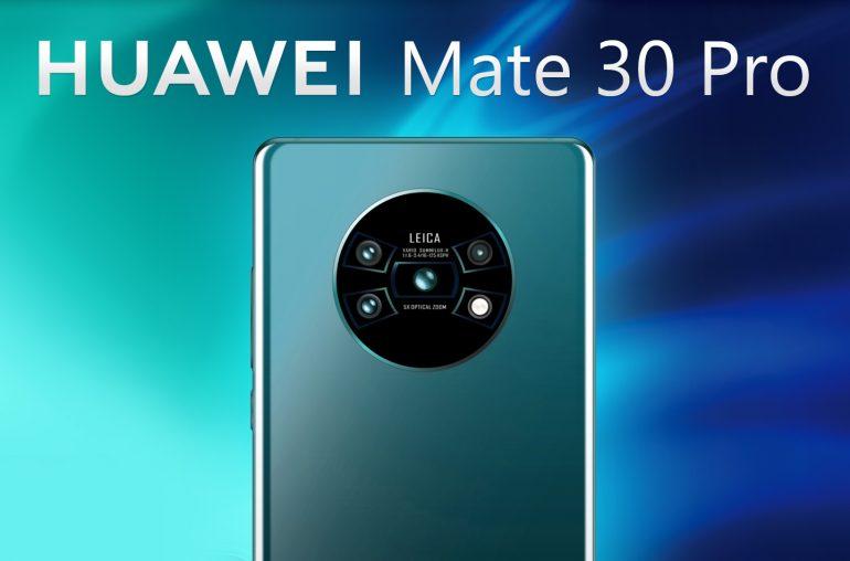 Huawei Mate 30 Pro