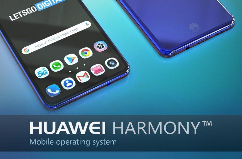 Huawei mobiel besturingssysteem