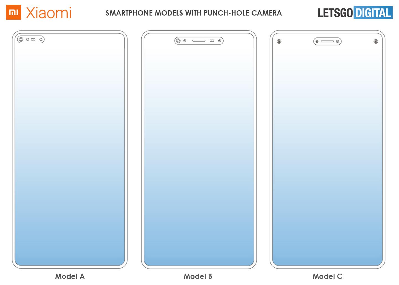 Nieuwe Xiaomi smartphones