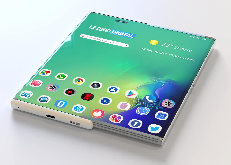 Nieuwste smartphone Samsung