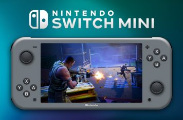 Nintendo Mini Switch 2 accessoire onthult product design